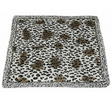 Šátek Brown Animal Print Womens Scarf