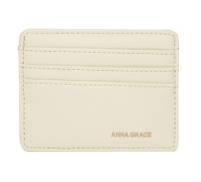 Dokladovka Ivory Anna Grace Card Holder Wallet