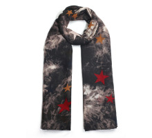 Šátek Stylish Star Print Women's Scarf