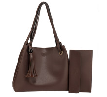 Kabelka Tan Women's Fashion Hobo Bag - hnědá