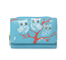 Peněženka Blue Owl Design Purse/Wallet