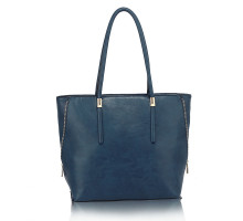 Kabelka Navy Women's Tote Shoulder Bag