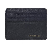 Dokladovka Navy Anna Grace Card Holder Wallet