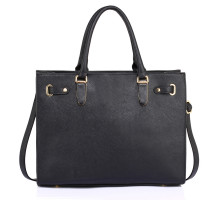 Kabelka Black Women's Large Tote Shoulder Bag