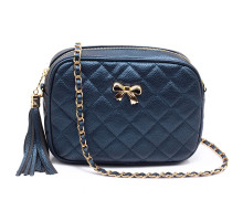 Kabelka Anna Grace Navy Cross Body Shoulder Bag - nám. modrá