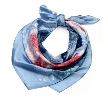 Šátek Stylish Multi-Color Floral Print Women's Scarf