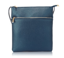 Kabelka Navy Cross Body Shoulder Bag - modrá