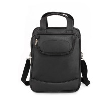 Batoh Black Laptop Backpack School Bag - černý