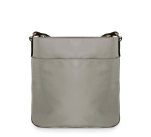 Kabelka Grey Cross Body Shoulder Bag - šedá