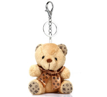 Přívěsek Brown Teddy Bear Bag Charms
