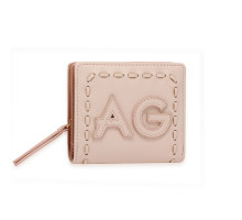Peněženka Pink Anna Grace Zip Around Purse / Wallet