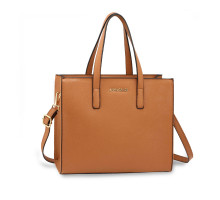 Kabelka Brown Anna Grace Fashion Tote Bag - hnědá