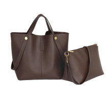 Kabelka Coffee Women's Tote Shoulder Bag - kávová