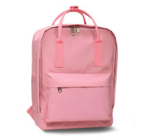 Batoh Pink Backpack Rucksack School Bag