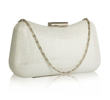 Psaníčko Ivory Hard Case Evening Bag