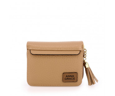 Peněženka Nude Anna Grace Purse / Wallet With Tassel