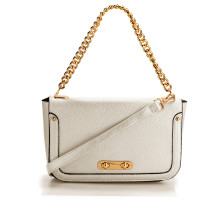Kabelka Ivory Cross Body Shoulder Bag - slonovinová