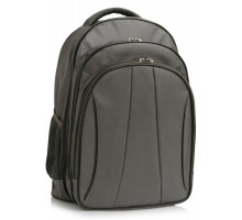 Batoh Grey Backpack Rucksack School Bag