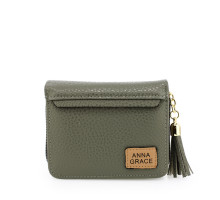 Peněženka Grey Anna Grace Purse / Wallet With Tassel