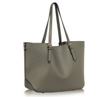 Kabelka Grey Shoulder Bag With Removable Pouch