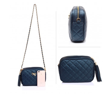 Kabelka Navy Cross Body Shoulder Bag - nám. modrá