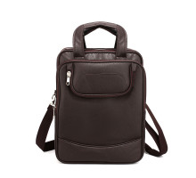 Batoh Coffee Laptop Backpack School Bag - hnědý
