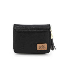 Peněženka Black Anna Grace Purse / Wallet With Tassel