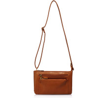 Kabelka Brown Shoulder Cross Body Bag
