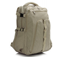 Batoh White Backpack Rucksack School Bag