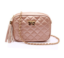 Kabelka Anna Grace Champagne Cross Body Shoulder Bag