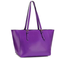 Kabelka Purple Grab Shoulder Handbag