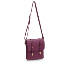 Kabelka Purple Shoulder Cross Body Bag
