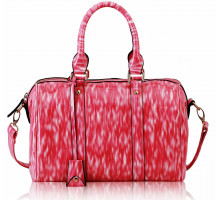 Kabelka Pink Medium Barrel Handbag