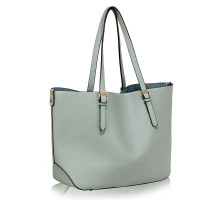 Kabelka Blue Shoulder Bag With Removable Pouch