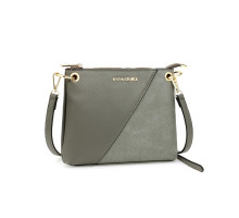 Kabelka Grey Anna Grace Cross Body Shoulder Bag
