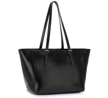 Kabelka Black Grab Shoulder Handbag