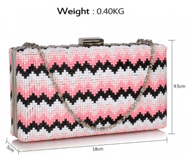 Psaníčko Multi B Clutch Bag