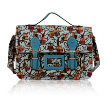 Aktovka Blue Owl Design Satchel