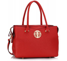 Kabelka Red Women's Grab Tote