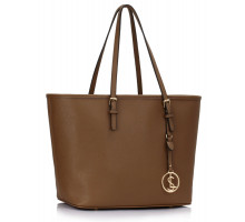 Kabelka Taupe Women's Large Tote Bag