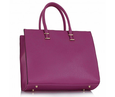 Kabelka Purple Fashion Tote Handbag