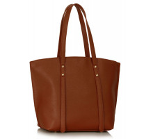 Kabelka Brown Women's Large Tote Bag