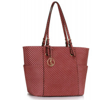 Kabelka Pink Women's Large Tote Bag