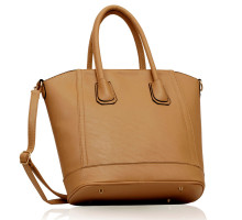 Kabelka Nude Tote Bag With Long Strap