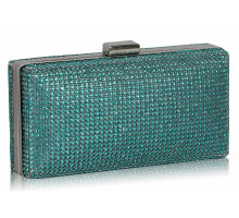 Psaníčko Emerald Evening Clutch