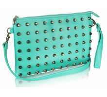 Psaníčko Emerald Purse With Stud Detail