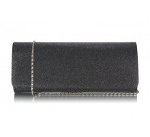 Psaníčko - Black Clutch Bag